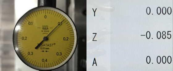 測定誤差0.015mm