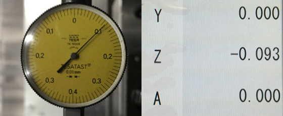 測定誤差0.007mm