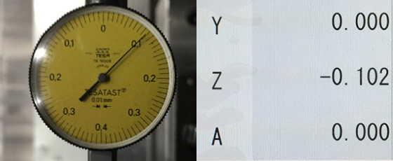 測定誤差0.002mm