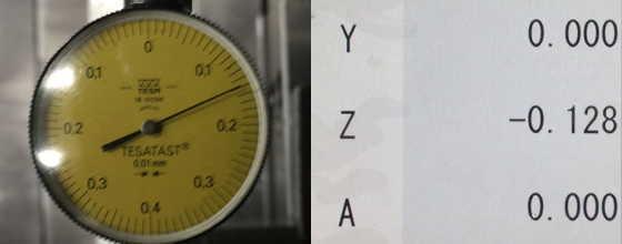測定誤差0.022mm