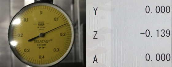 測定誤差0.011mm