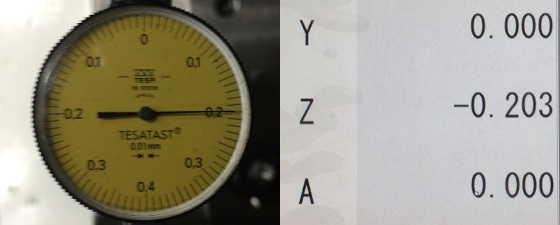 測定誤差0.003mm