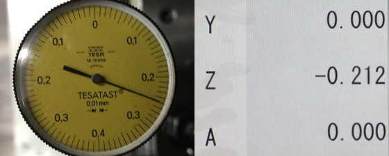 測定誤差0.038mm