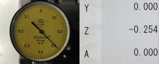測定誤差0.046mm