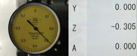 測定誤差0.005mm