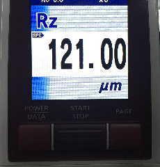 0.25×0.35面粗度測定