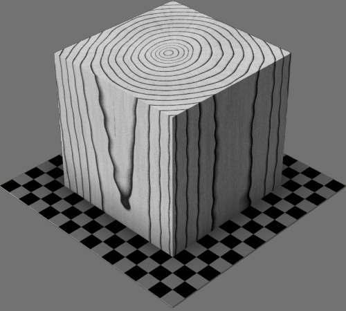 レンダリングの外観3D Maple適当に編集して適用