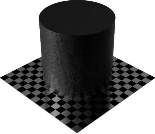 3DCADモデリングの外観をファブリックのテクスチャ円柱
