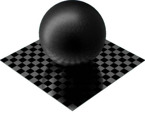 3DCADモデリングの外観をファブリックのテクスチャ球