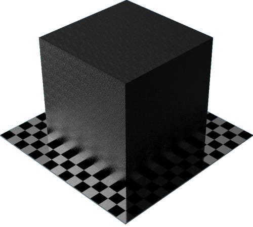 3DCADモデリングの外観をファブリックのテクスチャ直方体