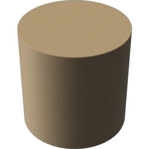 3DCADモデリングの外観をプラスチック円柱