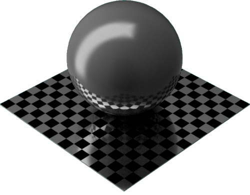 3DCADモデリングの外観をペイントのエナメル光沢球