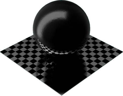 3DCADモデリングの外観をペイントのパウダーコート滑らか球