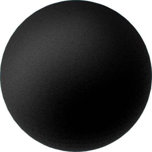 3DCADモデリングの外観をペイントのパウダーコート粗い球