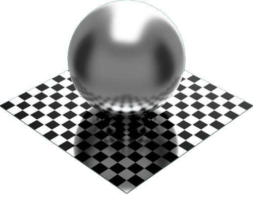 3DCADモデリングの外観をメタルのアルミニウム-ビーズブラスト球