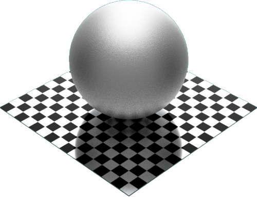 3DCADモデリングの外観をメタルのアルミニウム-鋳造球