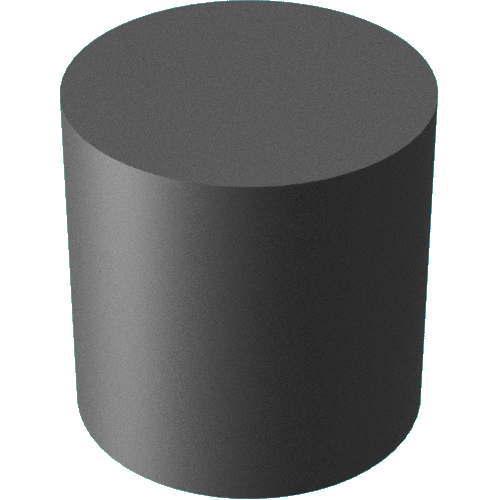 3DCADモデリングの外観をメタルのアルミニウム-陽極酸化粗い円柱