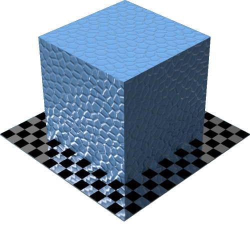3DCADレンダリングでプラスチックテクスチャの外観を変更