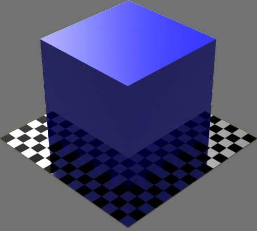 fudsion360レンダリングの不透明適当に編集して適用