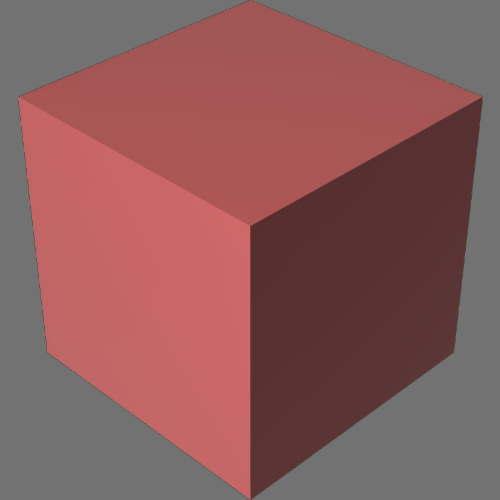 fudsion360レンダリングの外観Base material-Layered適当に編集