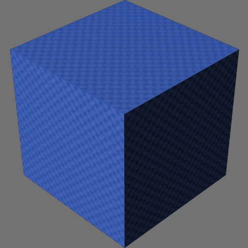 fudsion360レンダリングの外観Fabric (Generic)適当に編集