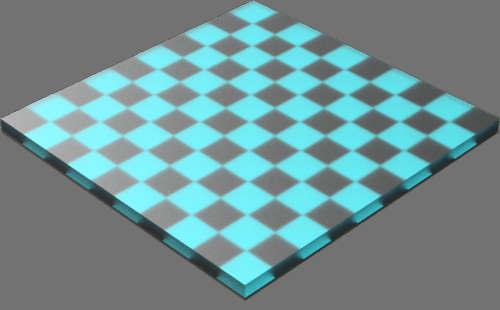 fudsion360レンダリングの滑らか-ガラス適当に編集して適用