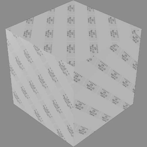 fudsion360レンダリングの表示-4x20-LCD適当に編集