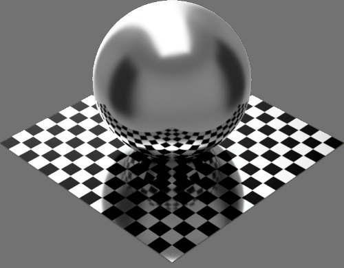 fudsion360レンダリングのBase material-metal球2