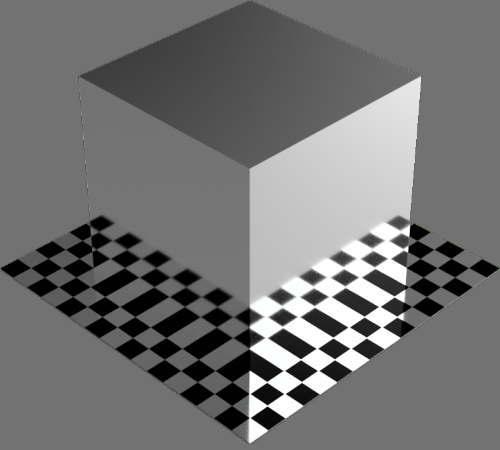 fudsion360レンダリングのBase material-metal直方体2
