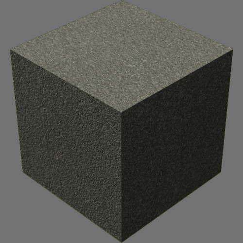 fudsion360 ポリウレタン直方体