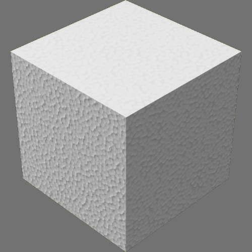 fudsion360 ポリスチレン直方体