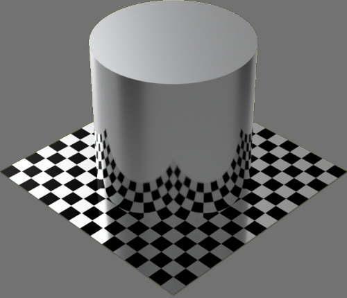 fudsion360 メタル円柱