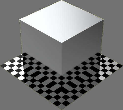 fudsion360 メタル直方体