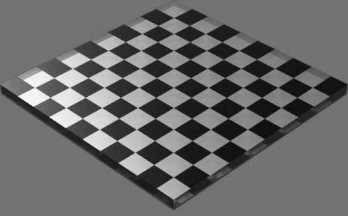 fudsion360 レンダリングのガラス-淡色直方体