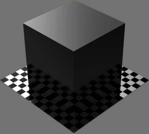 fudsion360 不透明直方体
