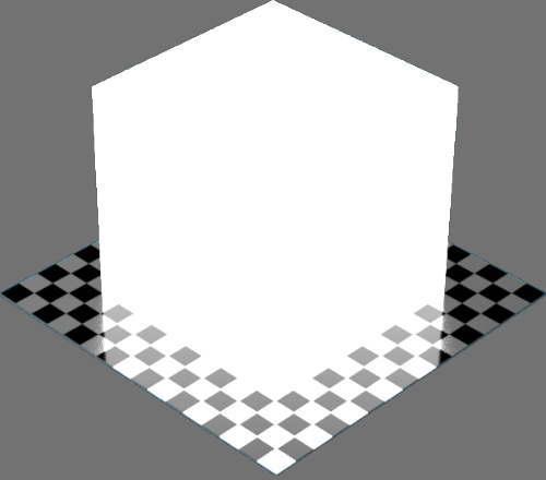 fudsion360 放射光直方体