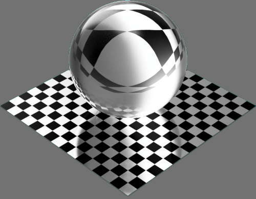 fudsion360 透明球