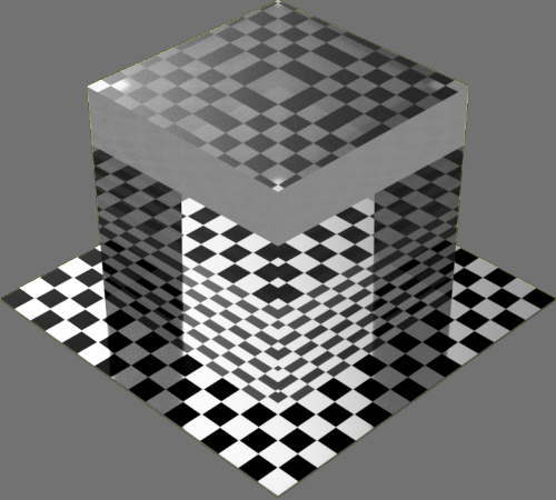 fudsion360 透明直方体