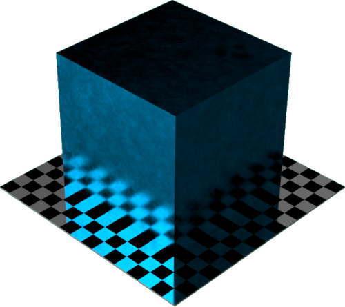 3DCADモデリングの外観をメタルの銅-未処理色変更後