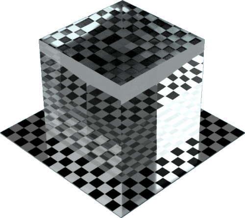 3DCADモデリングの外観を液体の水-スイミングプール直方体