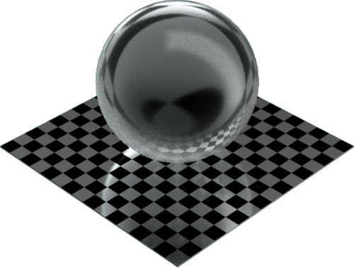 3DCADモデリングの外観を液体の水-穏やかな海球