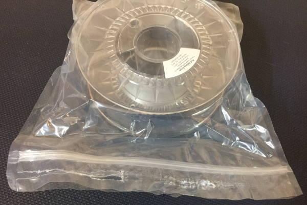 PLAフィラメントGalaxy Silverのパッケージ