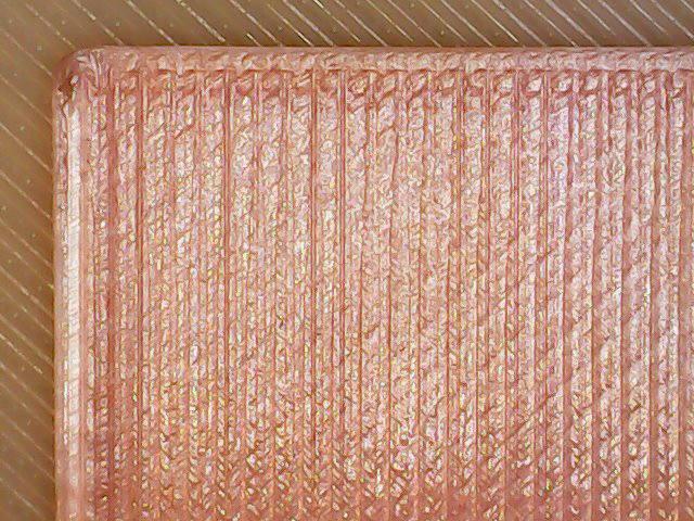 Spacing between ironing passes0.3mm拡大画像